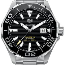 TAG Heuer Aquaracer 300M new 2021 Automatic Watch with original box way201a.ba0927