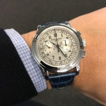 Patek Philippe Chronograph 5070 G 2006 pre-owned