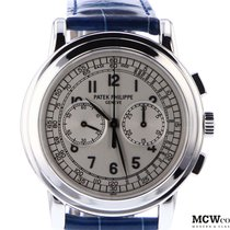 Patek Philippe Or blanc 42mm Remontage manuel 5070 G occasion Belgique, Waterloo