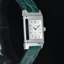 Jaeger-LeCoultre 266.8.44 Steel 2000 Reverso Duetto 21mm pre-owned