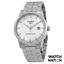 Tissot Luxury Automatic Steel 41mm Silver Singapore, Singapore