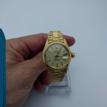 Rolex 6916 Or jaune 1973 Oyster Perpetual Lady Date 26mm occasion