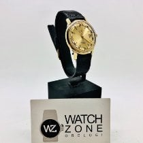 Longines Yellow gold Automatic pre-owned Conquest