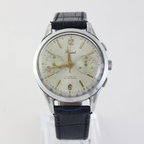 Philip Stein pre-owned Manual winding 37mm Silver Plexiglass