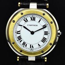 Cartier Santos (submodel) Acero y oro 32mm Blanco España, Barcelona
