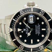 Rolex Submariner Date 16610 1990 brukt