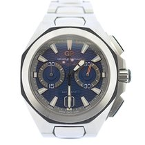 Girard Perregaux Chrono Hawk Acero 45mm