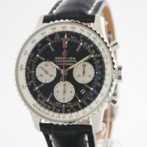 Breitling Navitimer 1 B01 Chronograph 43 new 2020 Automatic Chronograph Watch with original box and original papers AB0121211B1P2