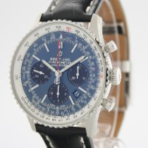 Breitling Navitimer 1 B01 Chronograph 43 new 2020 Automatic Chronograph Watch with original box and original papers AB0121211C1P3