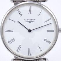 Longines La Grande Classique Сталь 32mm Белый Римские