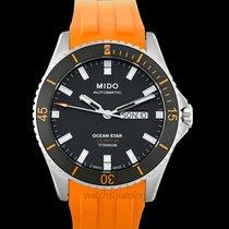 Mido Titanio 42.5mm Automático M026.430.47.061.00 nuevo