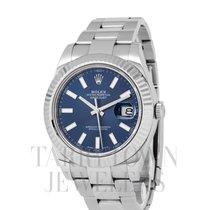 Rolex Datejust II Steel 41mm Blue United States of America, New York, Hartsdale