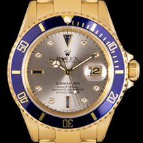 Rolex Submariner Date Yellow gold 40mm Grey United Kingdom, London