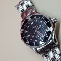 Omega Seamaster Diver 300 M Steel 28mm Black