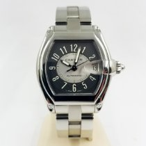 Cartier Roadster Steel 38mm Grey Arabic numerals United States of America, Florida, Coral Gables