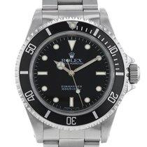 Rolex 14060 Acier 1997 Submariner (No Date) 40mm occasion France, Paris