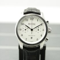 Bremont ALT1-C Classic Steel 43mm White Arabic numerals United States of America, New York, Buffalo