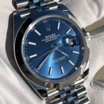 Rolex Datejust 126300-0002 2019 nov