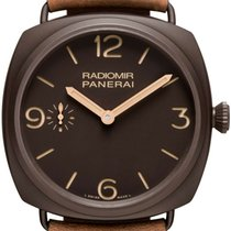 Panerai Radiomir 3 Days 47mm PANERAI RADIOMIR COMPOSITE 3-DAYS PAM00504 47MM OP5914 2010 usado