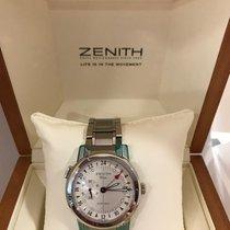 Zenith 01/02.0451.682 Acier 2000 Port Royal nouveau
