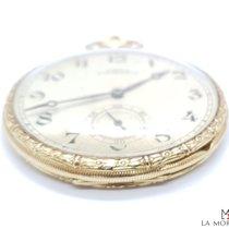 Vulcain Reloj usados 1910 Oro amarillo 38mm Árabes Cuerda manual Solo el reloj
