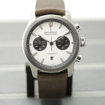 Bremont ALT1-C Classic Steel 43mm White No numerals United States of America, New York, Buffalo