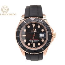 Rolex Yacht-Master 40 new 2019 Automatic Watch with original box and original papers 126655