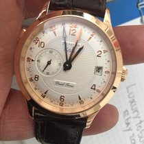 Zenith Elite Dual Time ZENITH CLASSIC ELITE DUAL TIME 18.1125.682/02 IN 18k. ROSE G 2010 occasion