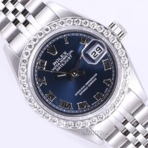 Rolex Oyster Perpetual Lady Date new 2005 Automatic Watch with original box 79190