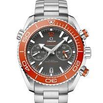 Omega Seamaster Planet Ocean Chronograph 215.30.46.51.99.001 2020 neu