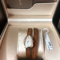 Bulgari Rose gold 27mm Quartz SPP27WPGDL 102727 new