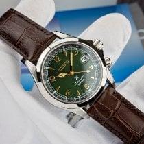Seiko Prospex Steel 39.5mm Green Arabic numerals United States of America, Texas, Austin