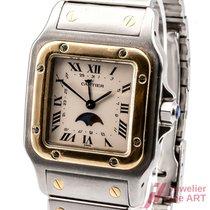 Cartier Santos Galbée 119901 pre-owned