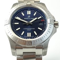 Breitling Chronomat Colt neu 2020 Automatik Uhr mit Original-Box und Original-Papieren A17388101C1A1