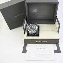 Louis Erard Steel 42mm Automatic 72411 pre-owned