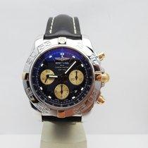 Breitling IB0110 Gold/Stahl 2017 Chronomat 44 44mm gebraucht