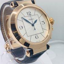 Cartier Roségoud Automatisch Wit 42mm tweedehands Pasha