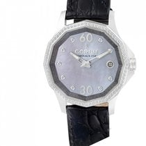 Corum Admiral's Cup (submodel) Acero 38mm Madreperla Sin cifras
