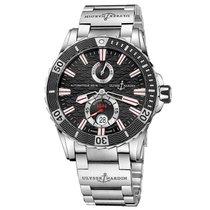 Ulysse Nardin Diver Chronometer 263-10-7M/92 pre-owned