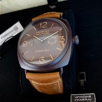 Panerai Special Editions PAM 00339 Very good Ceramic 47mm Manual winding