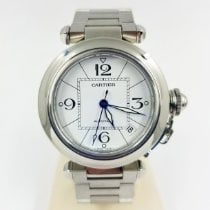Cartier Pasha C Steel 35mm White Arabic numerals United States of America, Florida, Coral Gables