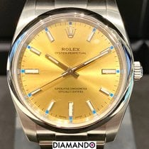 Rolex Air King 114200 2019 new