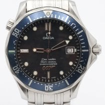 Omega Steel Seamaster pre-owned
