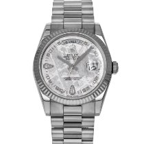 Rolex 118239 Or blanc 2006 Day-Date 36 36mm occasion