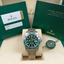 Rolex Submariner Date 116610LV Unworn Steel 40mm Automatic United States of America, New York, New York