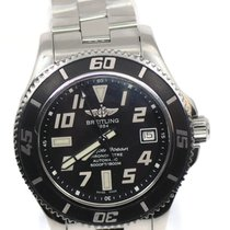 Breitling Superocean 42 Steel 42mm Black United States of America, New York, New York