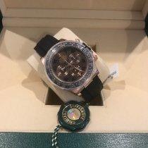 Rolex Daytona Or rose 40mm Brun