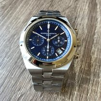 Vacheron Constantin Overseas Chronograph Steel 42mm Blue No numerals United States of America, California, Sunnyvale