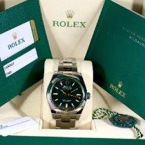 Rolex Milgauss Steel 40mm Black No numerals United States of America, California, Beverly Hills