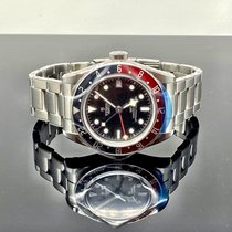 Tudor Black Bay GMT Steel 41mm Black No numerals United States of America, Washington, Seattle